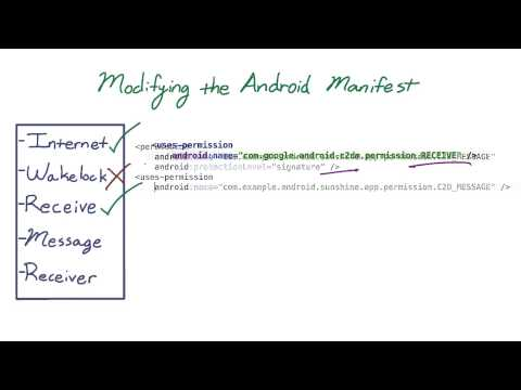 05-06 Android Manifest thumbnail