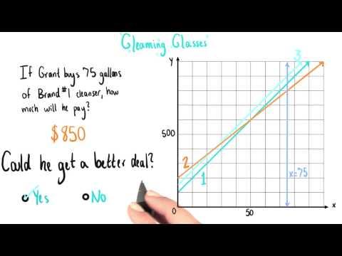 A Better Deal - College Algebra thumbnail