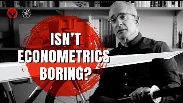 Josh Angrist: Isn't Econometrics Boring?!