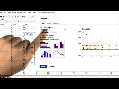Create Scatterplot - Intro to Inferential Statistics thumbnail