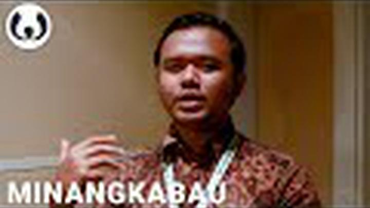 Ramzy speaking Minangkabau | Minangkabau language | Wikitongues