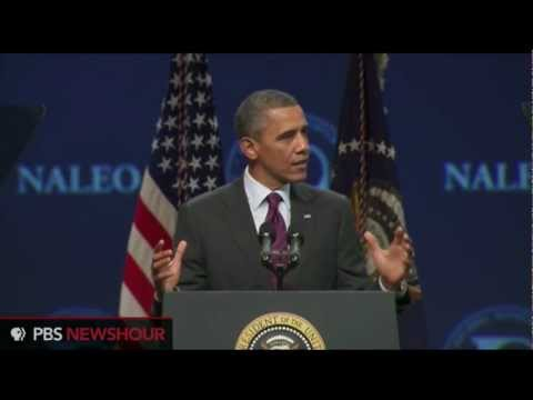 Watch President Obama's Full Speech at NALEO thumbnail