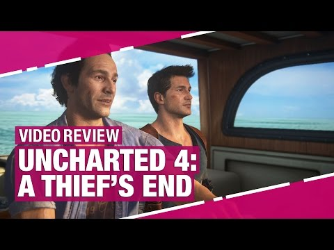 Uncharted 4 Review thumbnail
