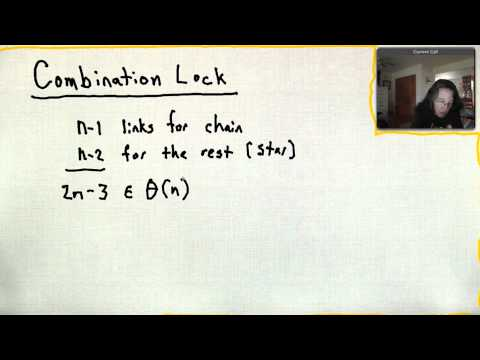 Combination Locks - Intro to Algorithms thumbnail