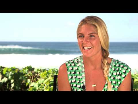 SurfFirefox: Pro Surfer Stephanie Gilmore on Social Media & the Web thumbnail