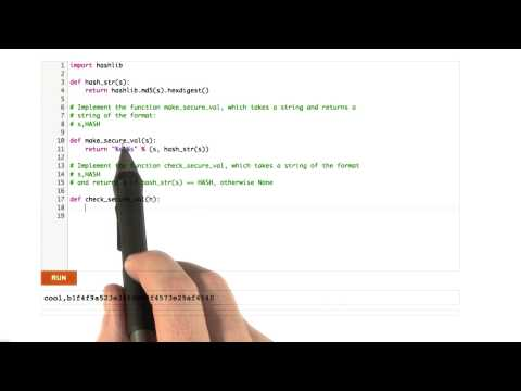 Verifying Hashed Cookies - Web Development thumbnail