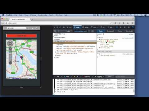 Firefox Developer Tools - Split console thumbnail