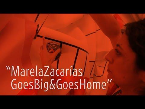 "Marela Zacarías Goes Big & Goes Home | ART21 ""New York Close Up"" thumbnail"