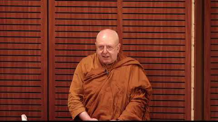 Grant Yourself A Moment Of Peace | Ajahn Brahm | 19 May 2020