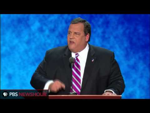 """New Jersey Gov. Chris Christie: """"What Matters Now is What We Do"""" thumbnail"""
