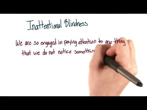 Inattentional blindness thumbnail