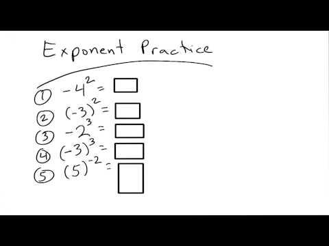 Exponent Practice - Visualizing Algebra thumbnail