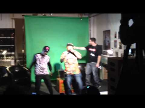Twista Impromptu Performance @TheScottEmoShow thumbnail
