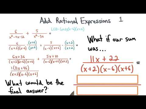 Simplify a Different Sum - Visualizing Algebra thumbnail