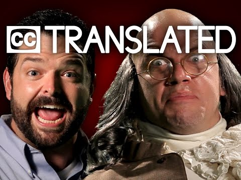 [TRANSLATED] Billy Mays vs Ben Franklin. Epic Rap Battles of History. [CC] thumbnail
