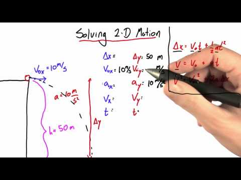 04-12 Finding Initial Velocity thumbnail