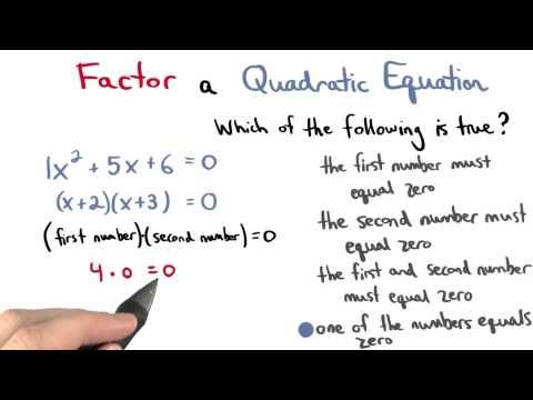 Factors that Multiply to Zero - Visualizing Algebra thumbnail