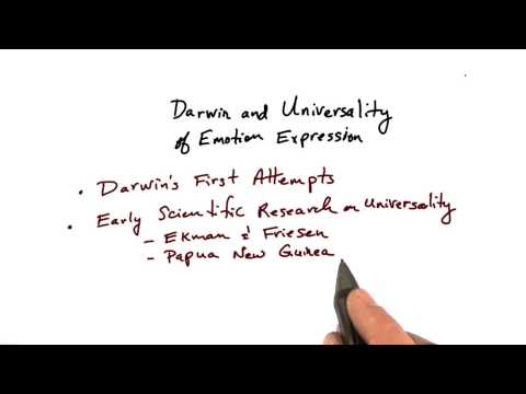 Universality of emotion expression - Intro to Psychology thumbnail