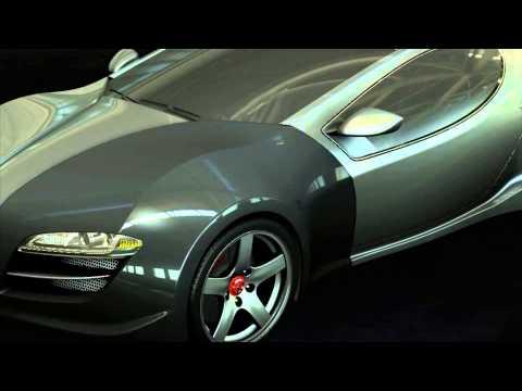 Glossy Reflection - Interactive 3D Graphics thumbnail