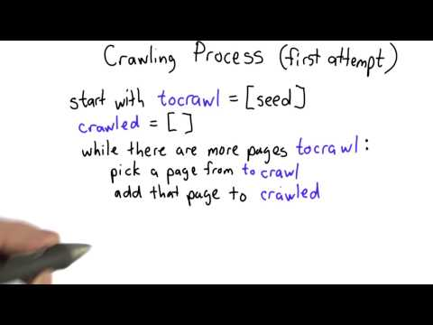 Crawling Process - Intro to Computer Science thumbnail