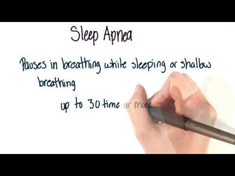 Sleep apnea thumbnail