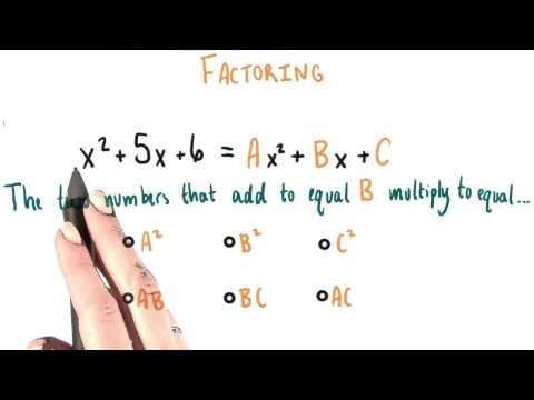 Add to B - College Algebra thumbnail