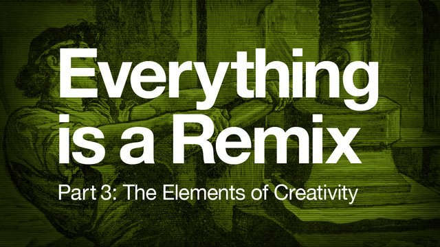 Everything is a Remix Part 3 thumbnail