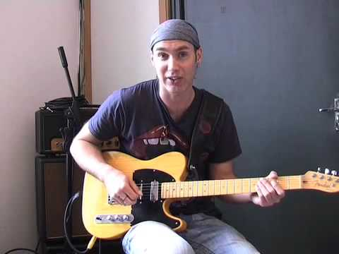 Molly's Chamber - Kings Of Leon (Songs Guitar Lesson ST-619) How to play thumbnail