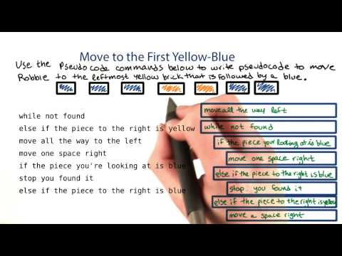 Move to the First Yellow-Blue Lego - Intro to Java Programming thumbnail