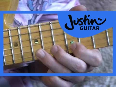 Blues Lead Guitar: Position 4 Licks #14of20 (Guitar Lesson BL-024) How to play thumbnail