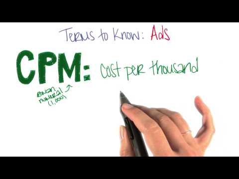 Terms to Know - Ads  Monetization Strategies  App Monetization  Udacity thumbnail