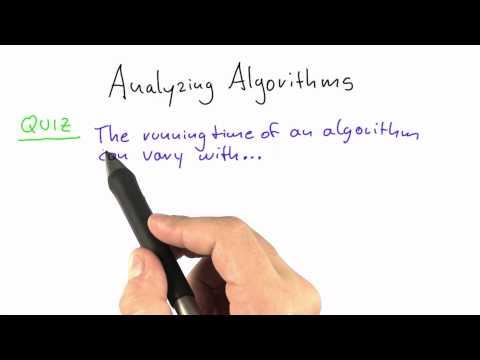 02-01 Analyzing Algorithms thumbnail