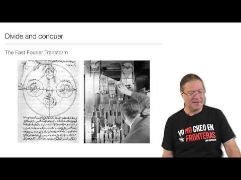 Computation in Complex Systems : Algorithms & Landscapes : Divide & Conquer Redux Discussion thumbnail