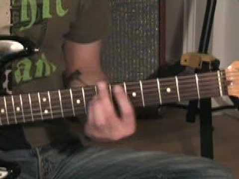Pretty Fly for a White Guy (Songs Guitar Lesson ST-308) How to play thumbnail