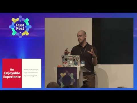 Kai Michaelis - Panopticon - A Libre Cross-Platform Disassembler in Rust thumbnail