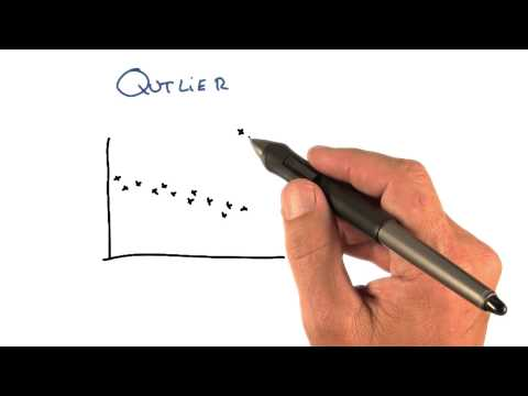 Outliers in Regression Quiz - Intro to Machine Learning thumbnail