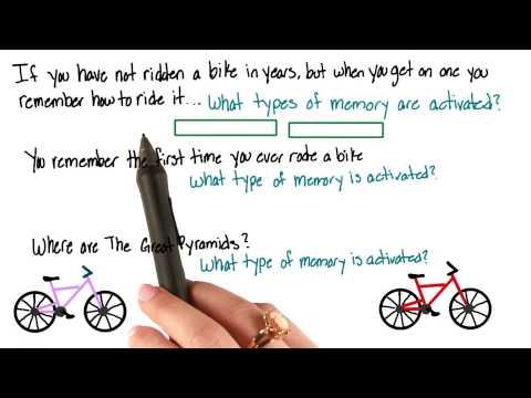 Bike riding memories - Intro to Psychology thumbnail