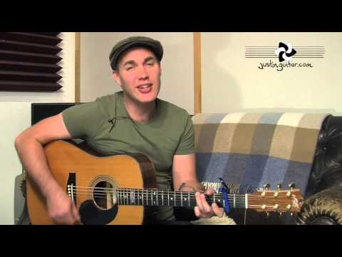 What's Up? - 4 Non Blondes (Easy Song Guitar Lesson BS-308) How To Play thumbnail