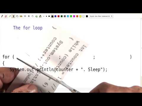 Breaking Down the For Loop - Intro to Java Programming thumbnail
