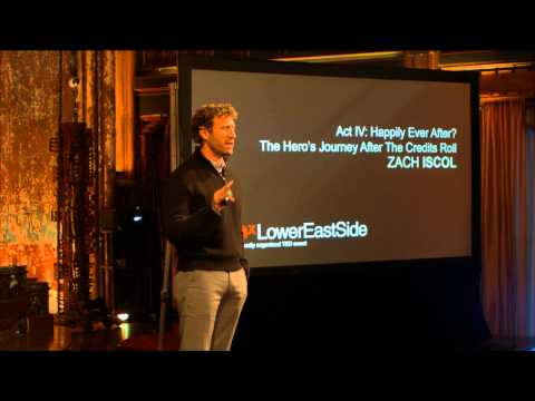 The hero's journey after the credits roll: Zach Iscol at TEDxLowerEastSide thumbnail