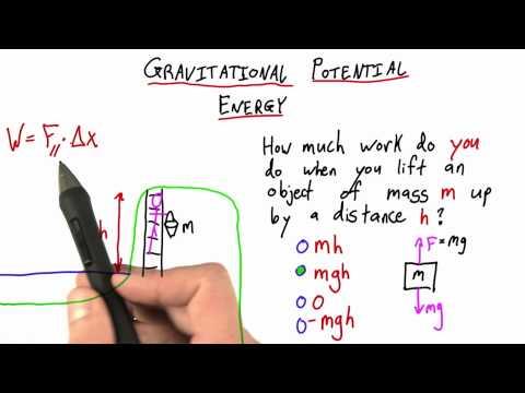 06-41 Gravitational Potential Energy thumbnail