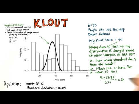 Location of Mean on Distribution - Intro to Descriptive Statistics thumbnail