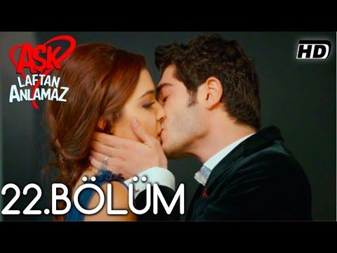 Aşk Laftan Anlamaz 22 Bölüm ᴴᴰ with subtitles | Amara
