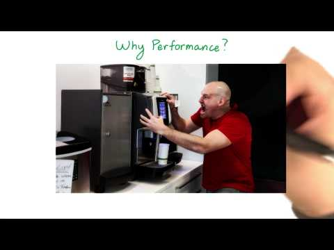 Why performance thumbnail