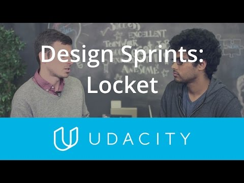 Design Sprints at Locket  Design Sprint  Product Design  Udacity thumbnail