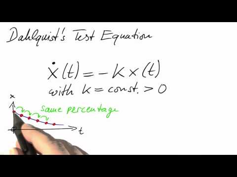 03-31 Dahlquist's Test Equation thumbnail