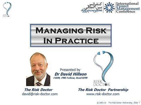 """Managing risk in practice"" workshop thumbnail"