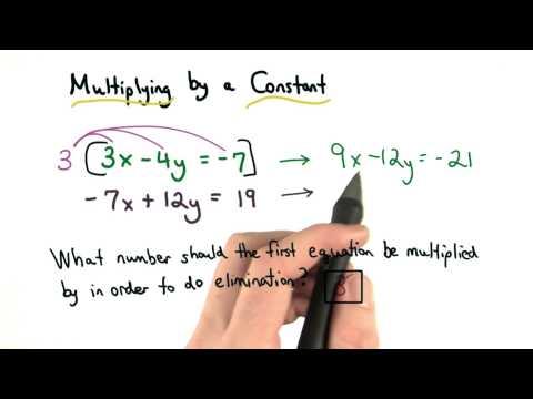 Elimination Again - Visualizing Algebra thumbnail