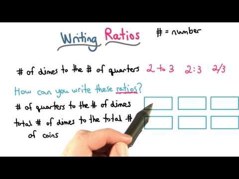 Practice Writing Ratios - Visualizing Algebra thumbnail