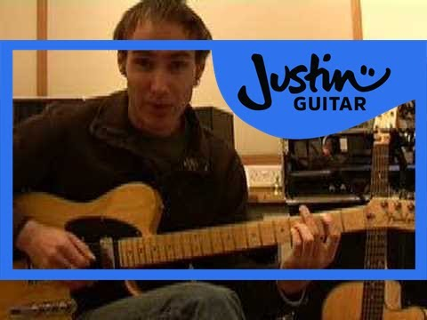 Power Chords #2of2 (Guitar Lesson CH-005) How to play thumbnail